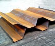 Corrugated Sheets & Crimp Plates